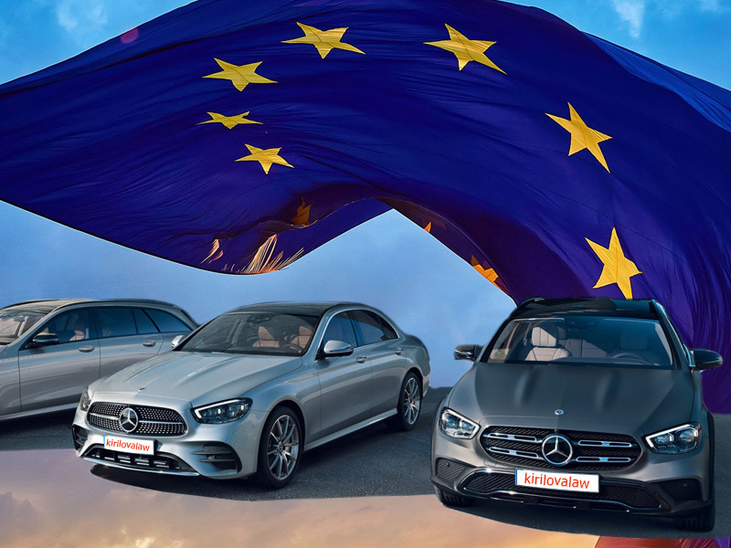 What you need to know when buying a car from the European Union